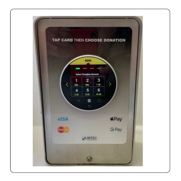 M Sin 1 contactless reader